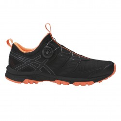 Asics Gel FujiRado Black