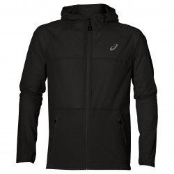 Asics Waterproof Jacket Black