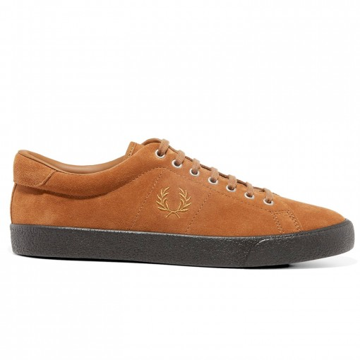 Fred Perry Underspin Suede B2130 434