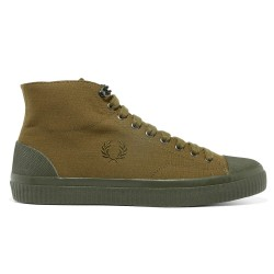 Fred Perry Hugues Mid Canvas B2065 385