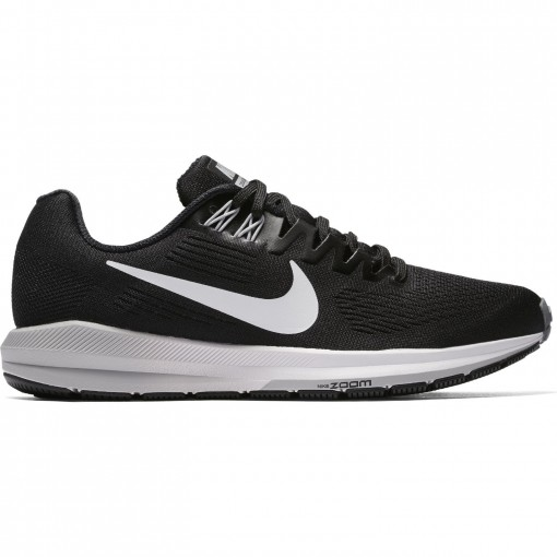 Nike Structure 21 Mujer 904701 001 Black