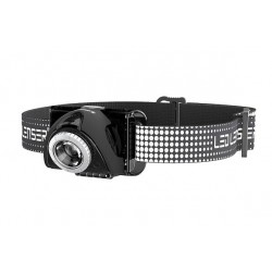 Led Lenser frontal Seo 7 R Black