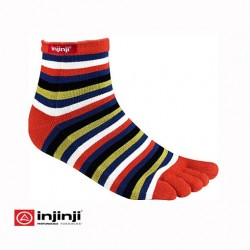 Calcetines Injinji Rainbow Mini Teja