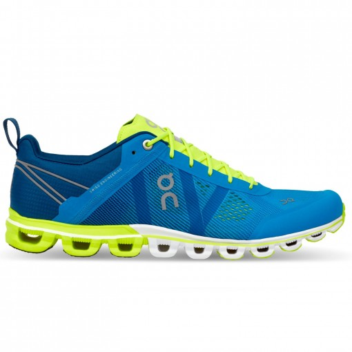 Zapatillas running ON Cloudflow Malibu/Neon 000015.4247
