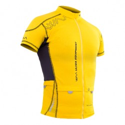 WAA Camiseta Ultra Carrier M/C Amarillo 2017