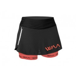 WAA Falda Ultra Skirt 2IN1 W Coral 2017