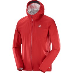Chaqueta Salomon Bonatti WP Red