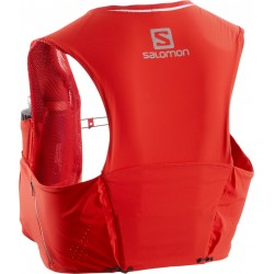 Mochila Salomon S-lab Sense Ultra 5l. Red
