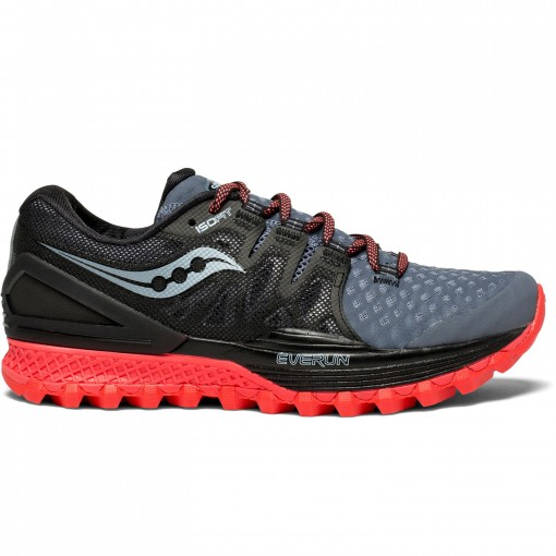 Saucony Xodus Iso 2 Mujer gris S10387-5