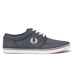 Fred Perry Stratford Printed Canvas B3147 608