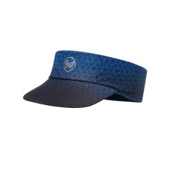 BUFF Visera Pack Run Visor Equilateral Cape Blue