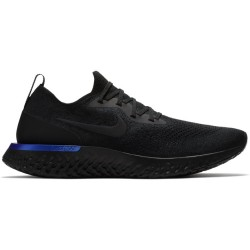 Nike Epic React Flyknit W Black/Black