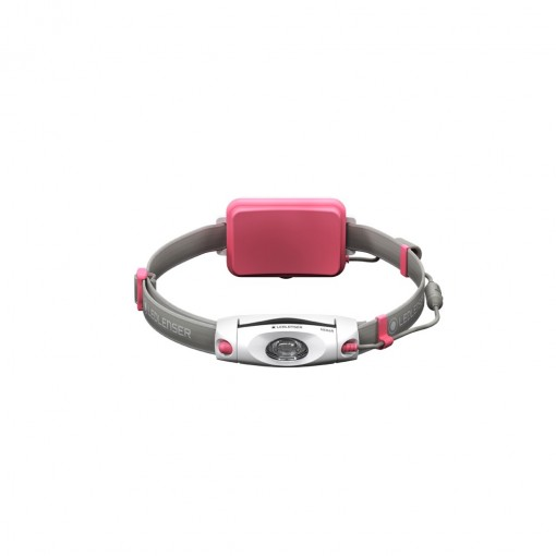 Led Lenser frontal NEO4 Rosa