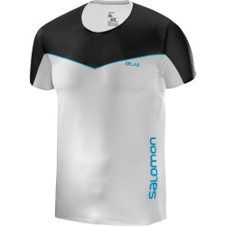 Camiseta Salomon S-LAB Sense Tee White/Black