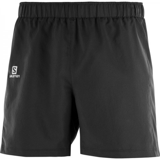 "Salomon pantalon Agile 5"" Short M Black"