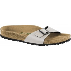 Birkenstock Madrid BS Pull Up Stone