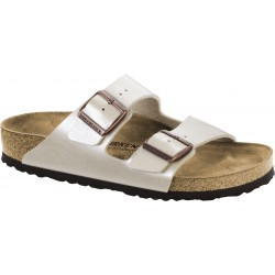 Birkenstock Arizona BS Graceful Pearl White