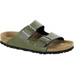 Birkenstock Arizona BF Pull Up Olive VEG