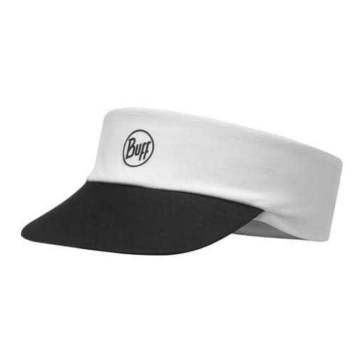 BUFF Pack Run Visor Solid White