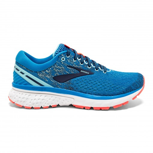 Brooks Ghost 11 W Blue Navy