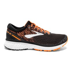 Brooks Ghost 11 Black/Orange