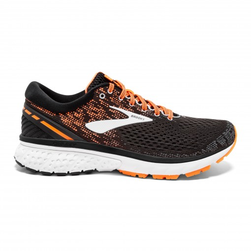Brooks Ghost 11 Black / Orange