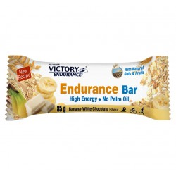 Victory E. Endurance Bar Banana-White Chocolate 85GR