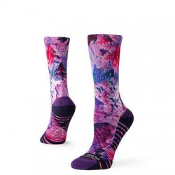 Calcetines Stance Palm Crew W