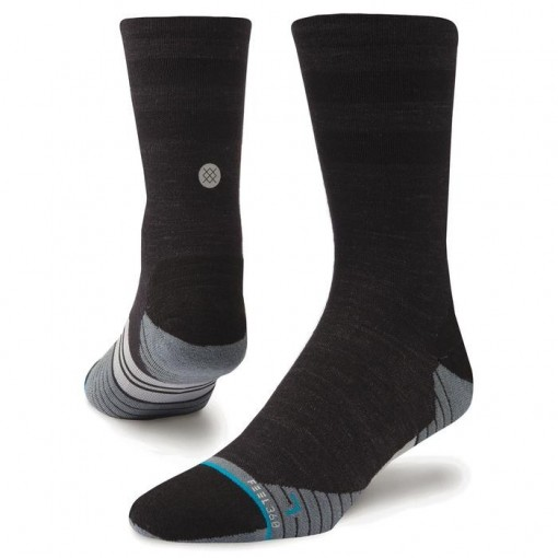Calcetines Stance Training Uncommon Solids Crew