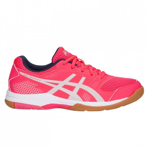 66f036827ad Zapatillas Asics gel Rocket 8 W B756Y 0700