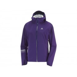 Chaqueta Salomon Lightning WP W Purple