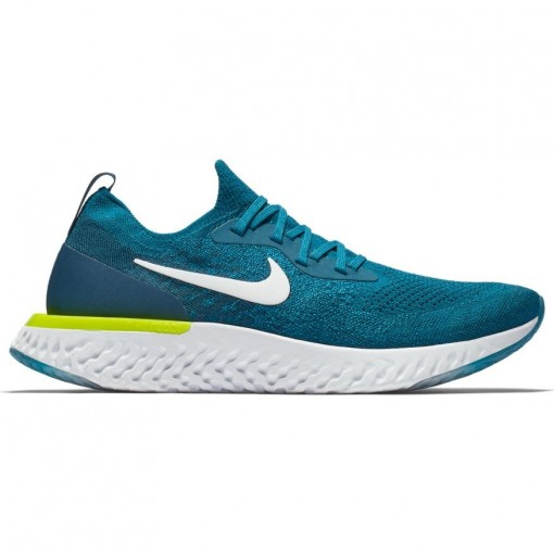 Nike Epic React Flyknit Blue
