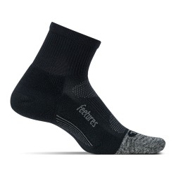 Feetures Elite Light Cushion Quarter Black