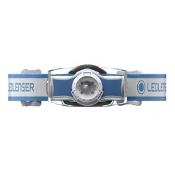 Led Lenser frontal MH5 400lm Azul
