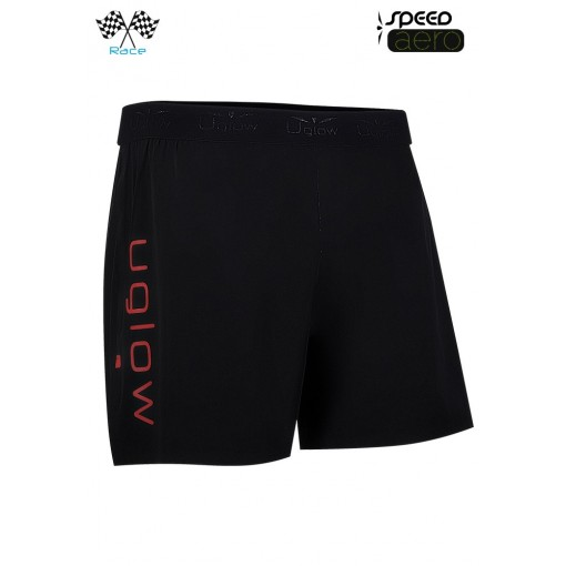 Uglow pantalon corto Short Speed Aero 2IN1Black