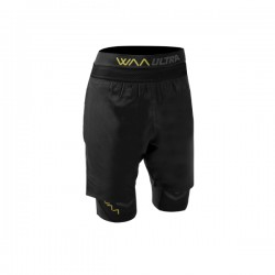 Pantalon Waa Ultra Short 3IN1 Black 2018