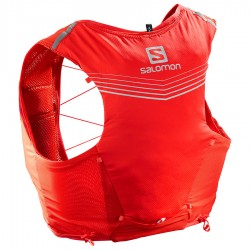 Mochila Salomon Advanced Skin 5l. Red