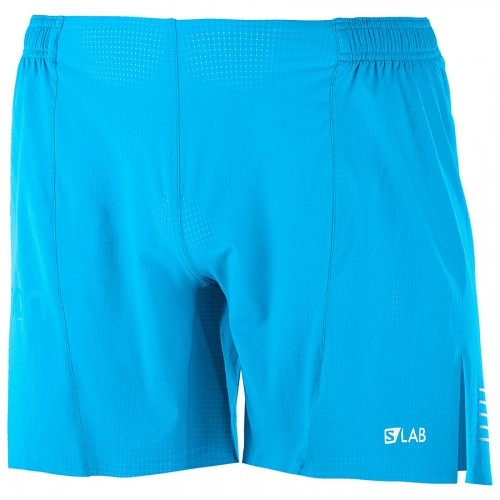 Pantalon Salomon S-Lab Short 6 M Trascend