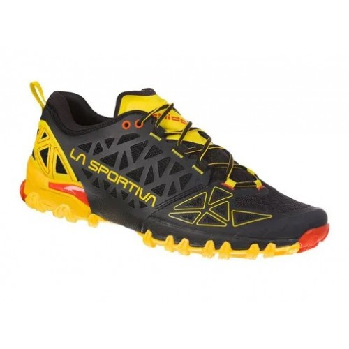 La Sportiva Bushido 2 Black Yellow