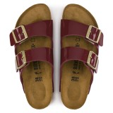 Birkenstock Arizona BS Patent Burdeaux