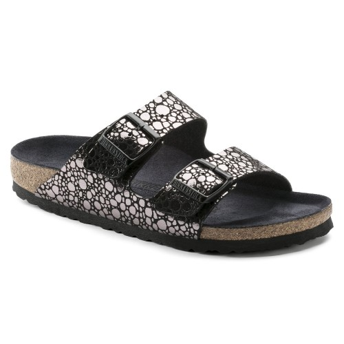 Birkenstock Arizona BS Metallic Stones Black