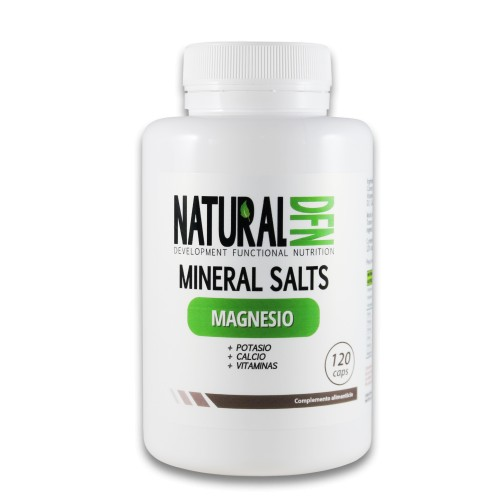 Natural DFN Mineral Salts 120caps