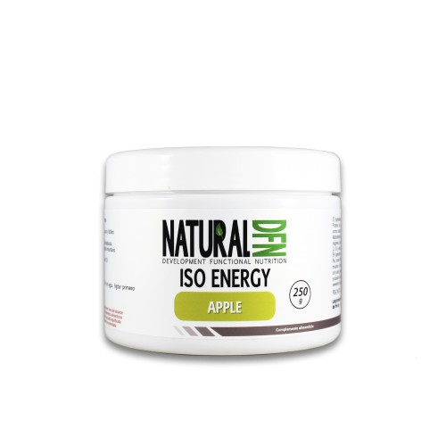 Natural DFN Iso Energy 250gr. Apple
