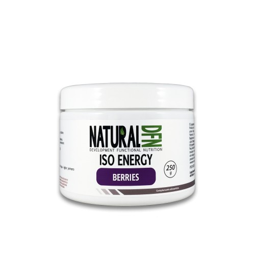 Natural DFN Iso Energy 250gr. Berries
