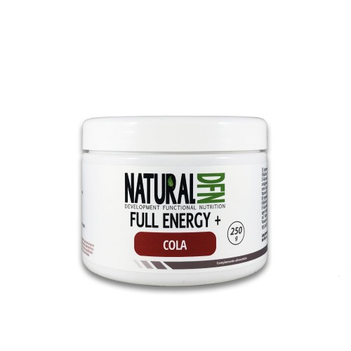 Natural DFN Full Energy + 250gr. Cola