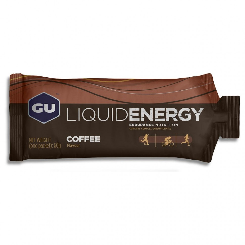 GU Liquid Energy Gel Coffe 40mg/Caffeine