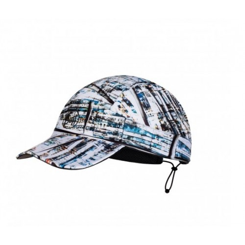 BUFF Gorra Run Cap R-O-2 Multi