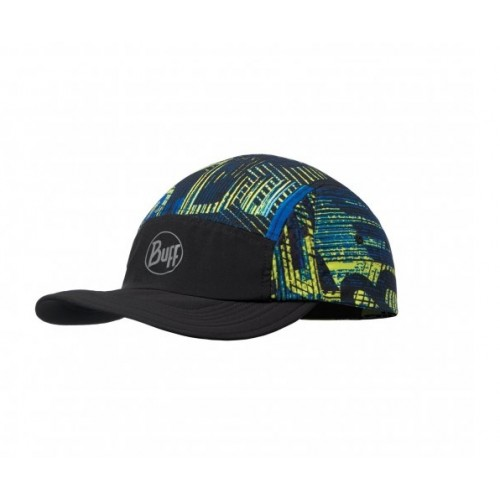 BUFF Run Cap R-Efect Logo Multi