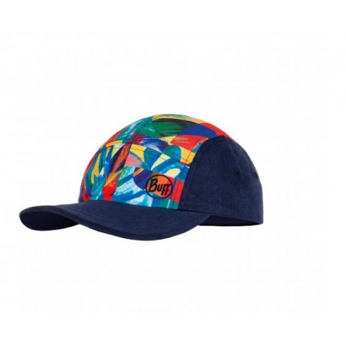 BUFF Gorra 5 Panel Kids Spiros Multi
