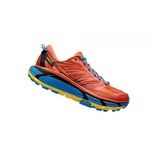 Hoka One One Mafate Speed 2 Nastutium / Spicy Orange